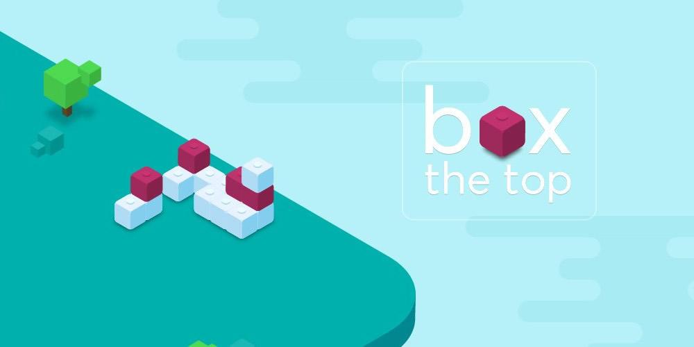 Yeni oyunum BoxTheTop Steam'de yayına girdi